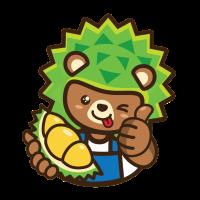 Durian Bear